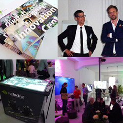 Bilder Event Hamburg Innovation Digital Showroom